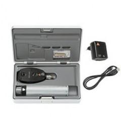 Офтальмоскоп прямой медицинский BETA 200S с рукояткой перезаряжаемой BETA ТR (4USB), базовый состав с принадлежностями - MT129