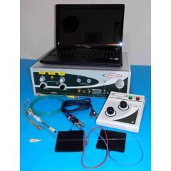 Аппарат АЭЛТИС синхро-02 электролазерный терапевтический К-, ИК1-, ИК2- излучениями (комплектация для ГИНЕКОЛОГИИ с управлением и в комплекте с ПК «Notebook», с установленной управляющей программой) -