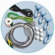 Кабель пациента для ЭКГ KADEN с отведениями  - МС016