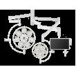 Светильник операционный потолочный «ЭМАЛЕД 500/300/X» - ЗЭ103