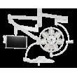 Светильник операционный потолочный «ЭМАЛЕД 500/500/X» - ЗЭ105